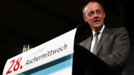 Фридрих Мерц от ХДС, Германия