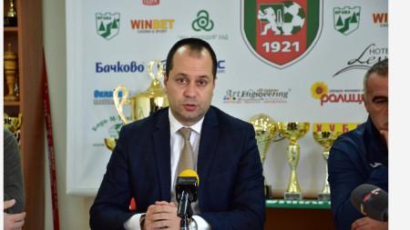 Калин Каменов-кмет на гр.Враца