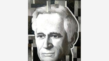 портрет на Георги Александров от Николай Пенков