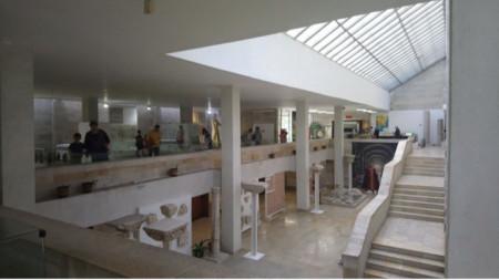 Археологически музей във Велики Преслав