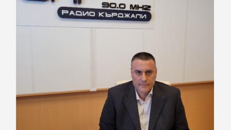 Даниел Делчев, областен управител