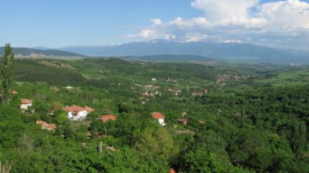 Село Голема Фуча