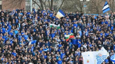 Привържениците на Левски продължават да подпомагат финансово любимия си клуб