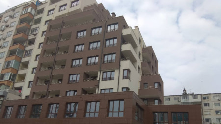 Блокът в комплекс