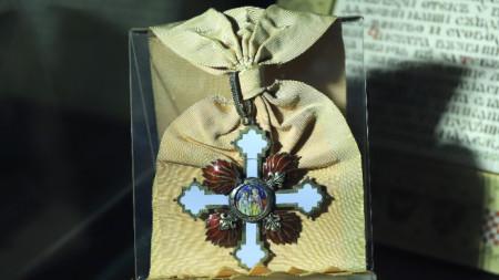 Орденът