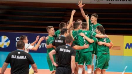 Националите ни до 18 години победиха с 3:2 гейма домакините от Италия на европейското първенство