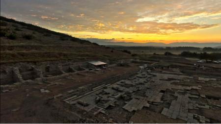 Античният град Хераклея Синтика