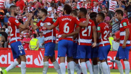 Гранада победи с 1:0 Осасуна
