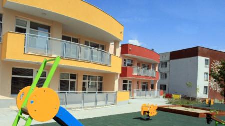Детска градина в столичния квартал