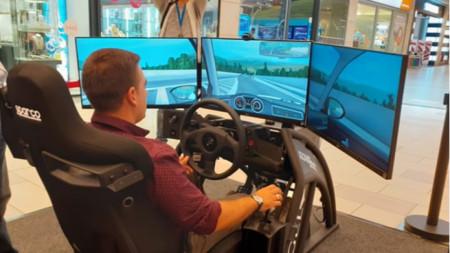 Симулатор за обучение на начинаещи шофьори