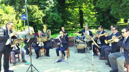 Градски духов оркестър - Силистра