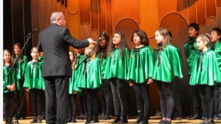 Градски детски хор към НЧ