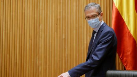 Пабло Ернандес де Кос, член на ЕЦБ и шеф на Испанската централна банка