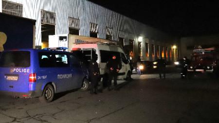 Кокаин е заловен в борсата в Слатина.