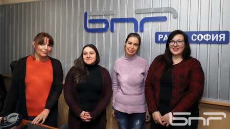 Детското БНР се прави само от Ирина Вълчанова, Ани Маринова, Калина Колева и Виолета Димитрова