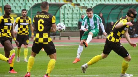 Берое - Ботев (Пловдив) 3:0
