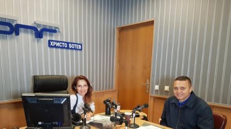 Ива Дойчинова и Георги Богданов