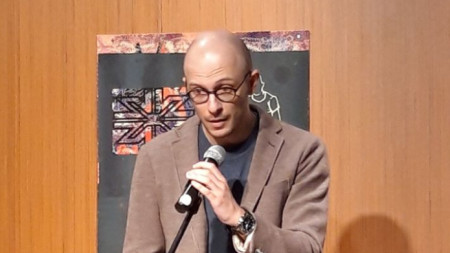 """Поетът Иван Ланджев спечели Наградата за млади поети """"Владимир Башев"""""""