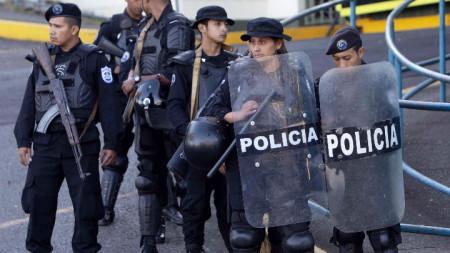 Протестите срещу президента Даниел Ортега продължават