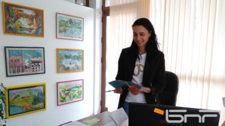 Цветанка Гаврилова – директор на ЦЛТРДБ