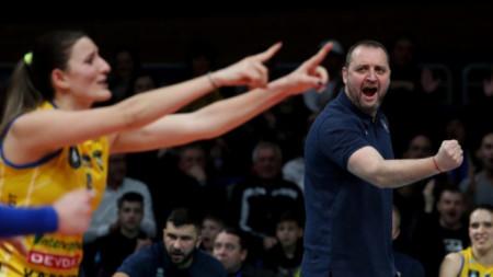 Иван Петков: Искаме да играем и в НВЛ, и в турското първенство