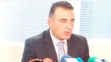 Окръжният прокурор на Пловдив Румен Попов