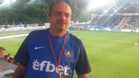 Васил Колев