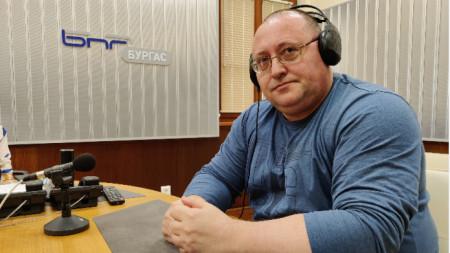адвокат Михаил Хаджиянев
