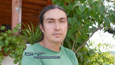 Зоологът Деян Духалов