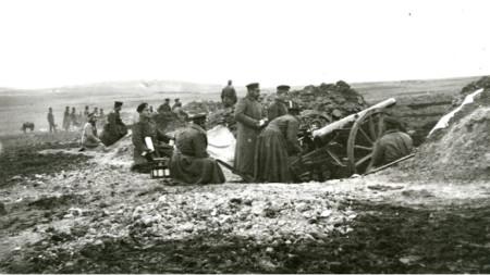 От 11 до 13 март 1913 г. Втора армия провежда Одринската операция
