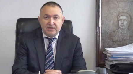 Д-р Емил Кабаиванов, кмет на Карлово