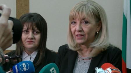 Министърът на регионалното развитие и благоустройството Петя Аврамова посети Видин.