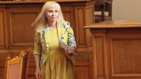 Диана Ковачева положи клетва като обществен защитник