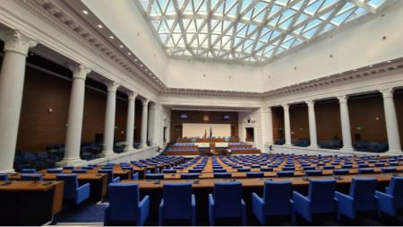 Пленарный зал Народного собрания