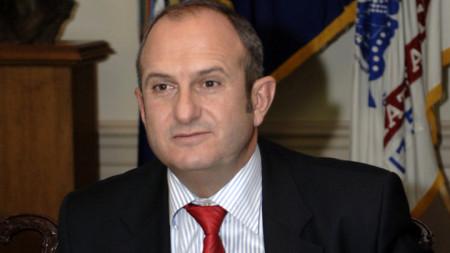 Бившият македонски премиер Владо Бучковски