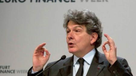 Тиери Бретон, eвропейски комисар по вътрешния пазар