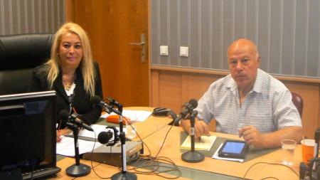 Анелия Торошанова и Захари Генов