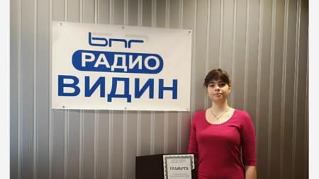 Ева Обесникова