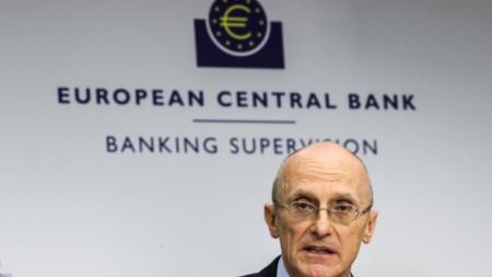 Андреа Енрия, председател на надзорния съвет на Европейската централна банка