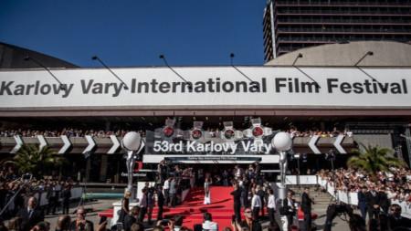 Международен филмов фестивал в Карлови Вари, Чехия (2018 г.)