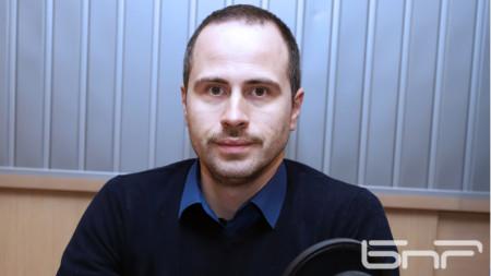 """Димитър Божилов, кмет на столичния район """"Триадица"""""""