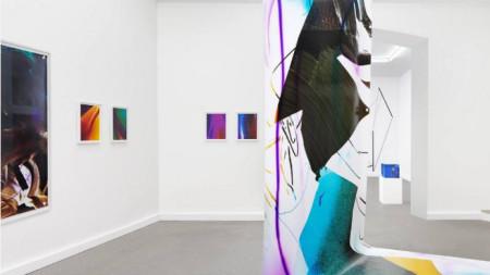 Изложба в галерия FeldbuschWiesnerRudolph, март 2021