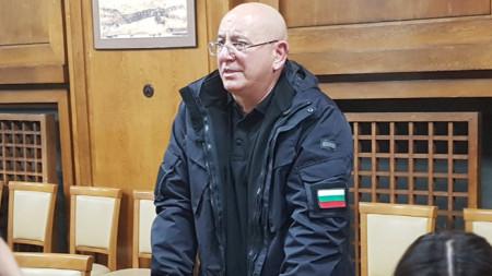 Umweltminister Emil Dimitrow