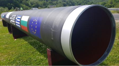 Първа копка на газовия интерконектор IGB с Гърция