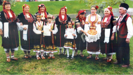 Women's folklore group Germaneya