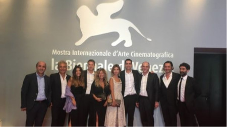 Екипът на филма