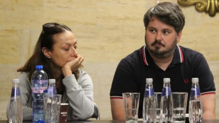 Ивана Папазова и Стайко Мурджев