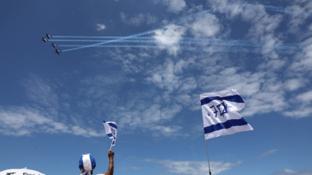 На 9 май Израел отбеляза 71 години независимост.