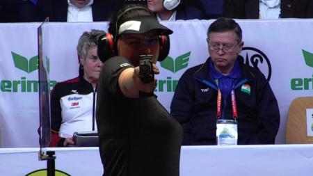 Антоанета Бонева с олимпийска квота от СК в Мюнхен