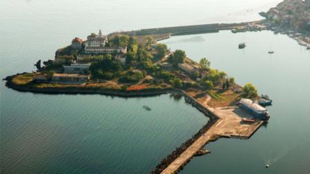 Острво Свети Кирик